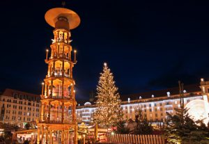 34051818 - christmas market in dresden